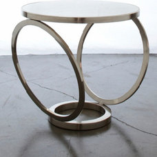Traditional Side Tables And End Tables by Cottage and Bungalow
