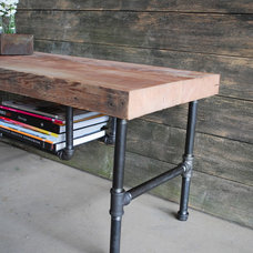Eclectic Side Tables And Accent Tables by UrbanWood Goods