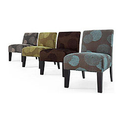 Sunflower Deco Accent Chair -