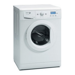 """Fagor - FAS-3612 24"""" Wide Front Load Electric Washer/Dryer Combo  13 lbs. Washing Capaci - For the ultimate 2-in-1 laundry solution choose the Fagor Washer-Dryer Combination FAS-361 These ventless combo units are space-savers with two appliances in one Their compact size and front loading makes the Fagor Washer-Dryer Combo perfect for apar..."""