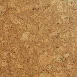 None - Atlantis Cork Flooring (22.99 SF) - Add an appealing touch to your home with this quality cork flooring. Made from durable cork and fiberboard materials, this soft flooring provides relief to your feet, legs and back from strain that may occur when you stand for a long time.