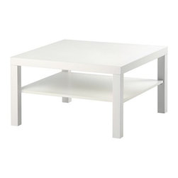 IKEA of Sweden - LACK Coffee table - Coffee table, white