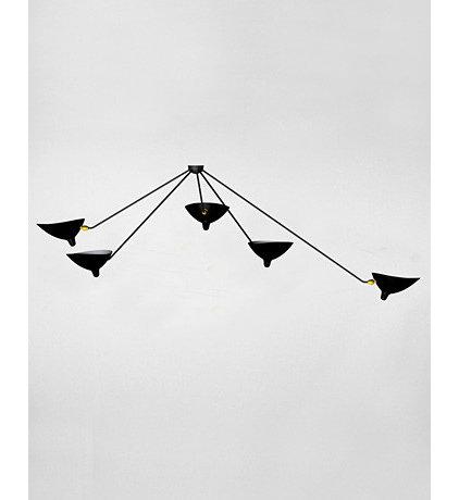 Modern Flush-mount Ceiling Lighting by sergemouilleusa.com