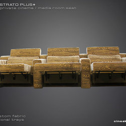 CUSTOM STRATO plus+ modulur sofa - CINEAK INTRODUCES THE STRATO + PLUS