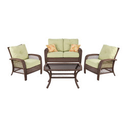 Montego Bay 4 pc. Seating Set by Agio