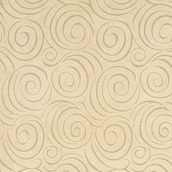 Tan Abstract Swirl Microfiber Upholstery Fabric By The Yard - P0023 is great for all indoor upholstery applications including: automotive, residential, commercial and hospitality. Microfiber fabrics are inherently stain resistant, durable and machine washable. In addition, all of our microfiber fabrics are made in America.