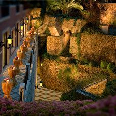 Designer-touched Hotels