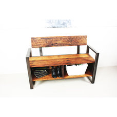 Industrial Benches by what WE make