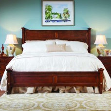 Traditional Beds by National Furniture Supply