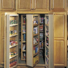 Masterpiece® - Tall Multi-Storage Pantry - Features & Accessories - Merillat