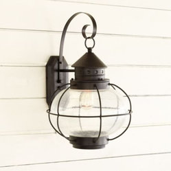 Charleston 1-Light Outdoor Lantern