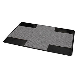 "Brinkmann - Grill Mat - 30"" x 44"" Grill Mat.  Protect your patio from spills and stains with this Brinkmann grill mat.  Durable construction with oil and flame resistance.  No grill should be without one.  Cleans easily with warm water and detergent."