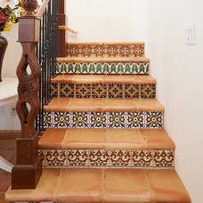 Mediterranean Wall And Floor Tile by Fireclay Tile