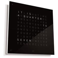 Contemporary Clocks by Lightology