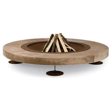 Modern Fire Pits by 2Modern