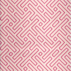 contemporary upholstery fabric HL Belami Fabric in Raspberry