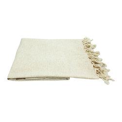 Mayenne Maison - Mayenne Maison Summer  Throw / Blanket - 50%Linen 50%Cotton