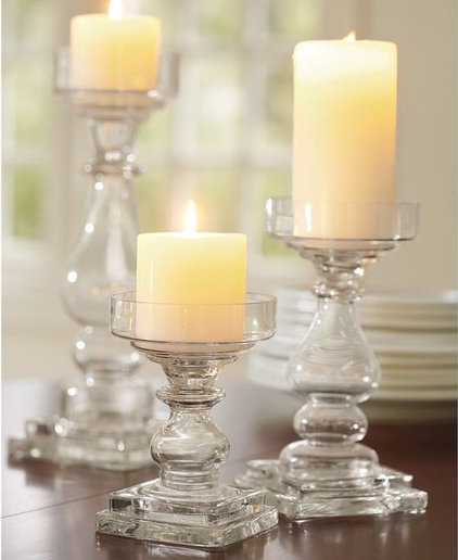 Traditional Candles And Candle Holders by Pottery Barn