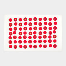 Modern Dish Towels by MoMA Store