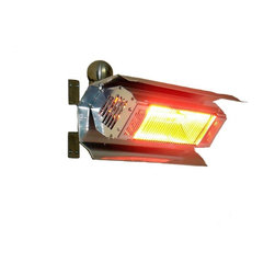 "Fire Sense 02110 1500W Stainless Steel Wall Infrared Patio Heater - Features:Patented DesignSafe, clean, odorless, infrared technologyNo UV rays, silent operationEnvironmentally friendly with no harmful emissions or toxic residualsEasy plug & go5000 hour bulb lifeProvides a 9 ft. blanket of heatStainless steel, polished aluminum finishUnder warranty for one year from date of purchaseSpecifications:Head unit 4.3"" H x 3.75"" W x 18"" LHead unit weight - 8 lbs1500 W instant on/off, dimmable 110V5000 hrs. Phillips quartz halogen lampETL ApprovedElectrical Cord- 6 ft."