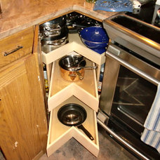Cabinet And Drawer Organizers by ShelfGenie of Portland