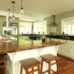 eclectic kitchen by Joanne Palmisano