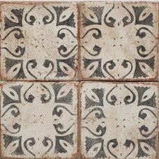 Midcentury Tile Tabarka Mediterranean Terra Cotta Tile