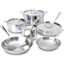 Contemporary Cookware Sets by Chef's Corner Store