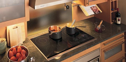 Cooktops by Sub-Zero and Wolf