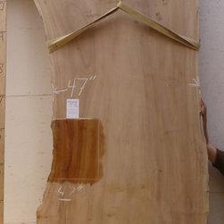 Large Cottonwood Slab! 3168x2 - EASTERN COTTONWOOD