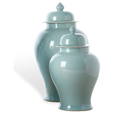 Transitional Vases by Kathy Kuo Home