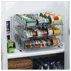 Contemporary Pantry And Cabinet Organizers by Organize