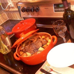 Authentic Italian Cookware - Pot Roast in Piral Cookware