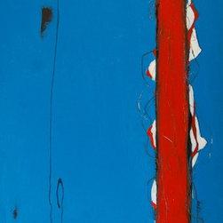 Artist Christi M. Dreese Paintings - Uncharter Waters Series