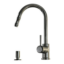 WS Bath Collections Evo Kitchen Sink Mixer