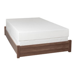 Select Luxury - Select Luxury Home RV 8-inch Twin-size Memory Foam Mattress - This Memory Foam RV mattress is made from 2 inches of open cell foam premium NASA-developed memory foam with 6 inches of high-density foam to give both comfort and support.  This mattress includes a zippered stretch knit cover.