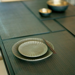 """KYOTO - Richard Frinier Collection for Century - """"Kyoto"""" Tatami Table from the Richard Frinier Collection for Century."""
