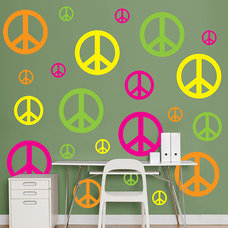 Eclectic Wall Decals by Fathead