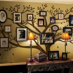 tree wall decal - nouwall