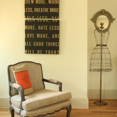 Eclectic  by Design Theory Interiors of California, Inc