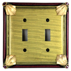 Contemporary Switchplates by Susan Goldstick, Inc.