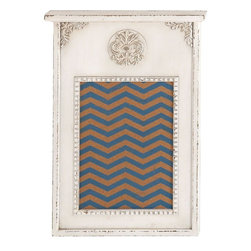 """Benzara - Striking Styled Wood Wall Decor - Introducing this well designed wall decor that will beautify your space. Made of quality wood this wall decor is durable and easy to maintain. The wall decor has zig zag colorful designs in the mid of the decor. You can nail this wood wall decor to those dull bare walls of your room space. You can nail it assorted else separately. The wood wall decor will surely be the centre of attraction. Guests paying a visit over your place will be surprised to check out this wood wall Decor. They'll be enticed to add one to their interiors. Besides, this wood wall decor can also be gifted to your near and dear ones. Get this wood wall decor right away. Wood Wall Decor measures 18 inches (Width) x 2 inches (D) x 26 inches (H) ; Made of quality wood; Multicolored; Dimensions: 25""""L x 5""""W x 20""""H"""