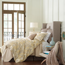 Traditional Duvet Covers And Duvet Sets by Peacock Alley Design Studio