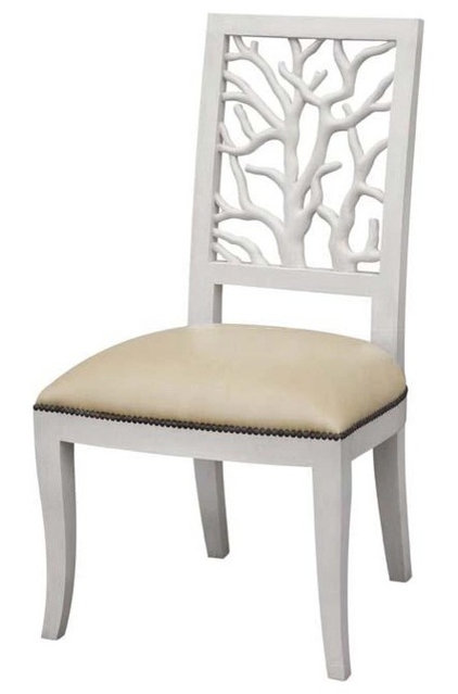 contemporary dining chairs and benches by Candelabra