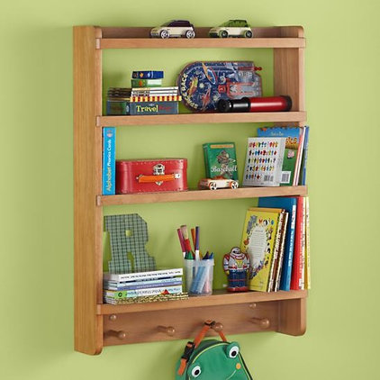 Contemporary Wall Shelves by The Land of Nod