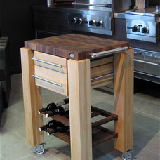 Contemporary Kitchen Islands And Kitchen Carts by Signature Stéphane Dion