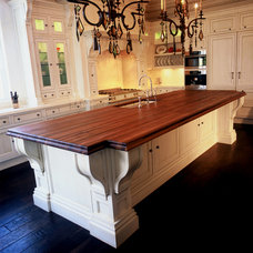 Traditional Kitchen Countertops by Cabinet Resources