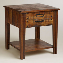 Roland End Table -