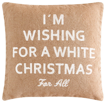 contemporary holiday decorations by H&amp;M