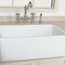 Randolph Morris - Farmhouse Sink - Vintage Tub & Bath